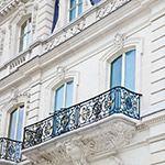 Biens avec balcon ou terrasse prisés depuis la crise