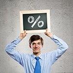 Les taux baissent en ce premier trimestre 2021